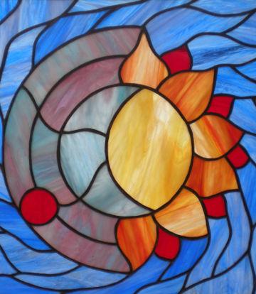 Création vitrail - Formation en Vitrail - Sud Mosaique