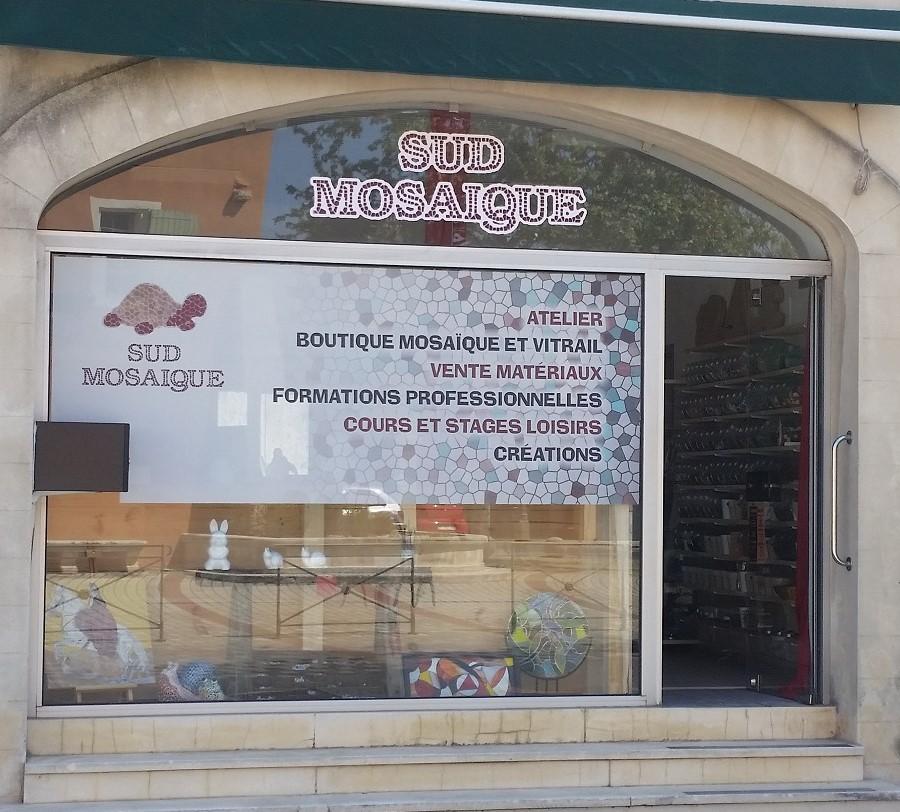 Atelier boutique Sud Mosaique